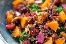 Nuts, Seeds & Quinoa / by Tia Tucker