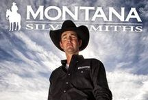 riding for the brand / Friends of Montana Silversmiths, these cowboys and cowgirls are branded blue.