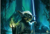 Star Wars / Star wars art, images, and other stuff that gets my geek juices flowing. / by W.D. Prescott