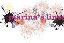 My paintings and doodles / my paintings and doodles  msiganou@gmail.com  https://www.facebook.com/MarinasLines