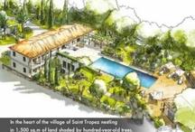 Properties in Saint Tropez / Luxury Properties in the South of France