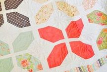 Quilting / by Jamie Pearson