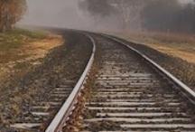Trains...plus.. / by Sandra Custer
