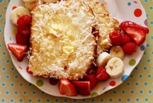 Good Food | Breakfast / Breakfast recipes & inspiration... faves of amylizschultz.com / by Amy Schultz