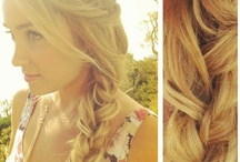 Style | Hair / Hair Styles, tutorials and ideas!   faves of amylizschultz.com / by Amy Schultz