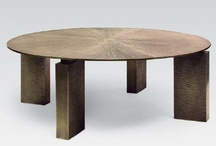 tables - dining & focal / by Alan Mainer