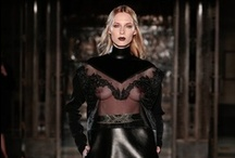 """WOMENSWEAR FW 2013 / """"Some people think luxury is the opposite of poverty. It is not. It is the opposite of vulgarity."""" -Coco Chanel"""