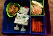 Lunch Box / Cute lunch box ideas! / by Amy@yummybitesbyamy