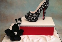 I love fancy cakes / by Nelva Williamson