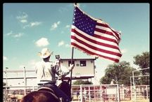 ol' glory / We love this great and glorious nation we call home! God Bless America!