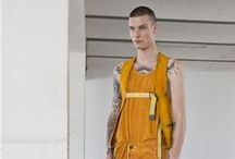 """MENSWEAR SS 2014 / """"I like nice clothes, whether they're dodgy or not."""" - David Beckham"""