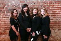 The Faces Behind Kim Moody Design :) / Meet the faces behind your team here at Kim Moody Design!