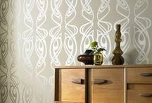 Texture/Pattern Obsessed / Mostly wallpaper. / by Sarah Ash