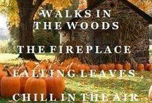 Autumn - Yes Please!!!