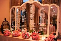 Escort Card Station Ideas