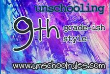 Homeschooling and unschooling high school / by Joan Concilio