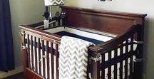 Baby Boy Bedding & Nursery Decor Ideas / Baby Boy Bedding