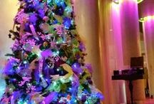 Beautiful (and unique) Christmas Trees / Cool and Non-Traditional Christmas Trees