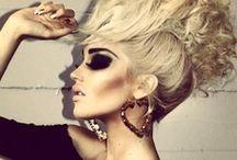 Makeup - Dramatic eyes / by Dejana Ivancevic
