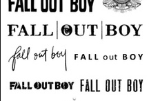 FALL OUT BOY  / Believers Never Die.  / by Jenna