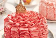 Pretty cakes / Cakes I would like to try one day.