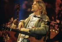 NIRVANA, Kurt Cobain / by wataru