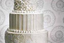 Wedding Cake Ideas / Wedding cakes I like