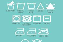 Laundry / Eco-friendly laundry tips, odor eliminators, tips, tricks, hacks and design ideas.