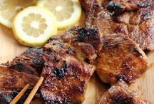 Pork Recipes w/ Lemon