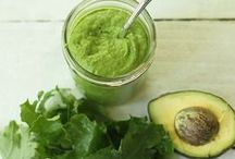 Sauces, Spreads + Dressings with Avocado