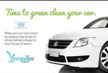 Car Care / Cleaning tips and tricks for your car.