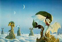 Dragons, fairies & fantasy