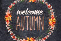 all about autumn / my favourite autumn
