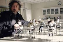 Tim Burton / The genius director and artist that is Tim Burton