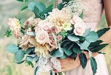 weddingflowers/bruidsboeket / wednesdayweddings.nl