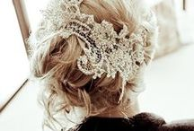 Wedding hairstyles / wednesdayweddings.nl