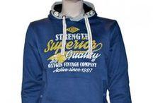 Ανδρικά / Εδώ θα βρείτε μεγάλη ποικιλία ανδρικών t-shirt, φούτερ και ζακέτες!