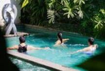 Water Pilates / www.theamala.com
