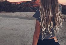 tangled / ways to wear those gorgeous locks