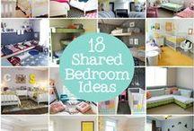 Kids Rooms / Design ideas/tips for kids bedrooms.