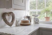 Kitchen Ideas / Dream kitchens,storage ideas.