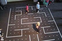 Lege og aktiviteter / Idéer og inspiration til forskellige lege og aktiviteter