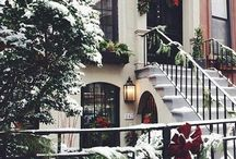 baby it's cold outside / it's beginning to look alot like christmas