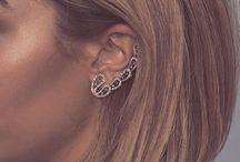 pierced / metal thingys