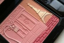 Cheeks / Blusher,Bronzers & Contouring guides.