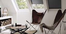 Cortinas, persianas y toldos / Encuentra el complemento perfecto para tu ventana.