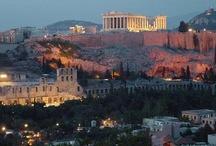 Greek Major Cities