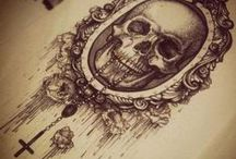 Tattoos/Piercings/Rockabilly