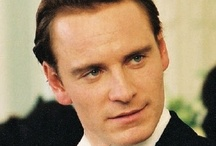 Michael Fassbender / by Alessandra Volpatto