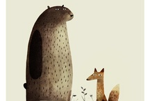 Illustration Roundup / by Furry Librarian